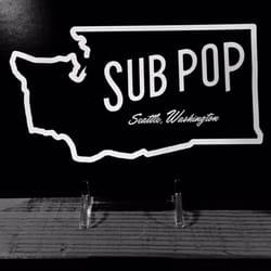 Sub Pop Records Vinyl Records 2013 4th Ave Belltown
