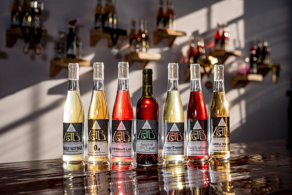 Liquid Alchemy Labs: KICKASS Pheromone Products (List of