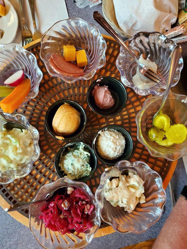 Food from Elias Inn Supper Club