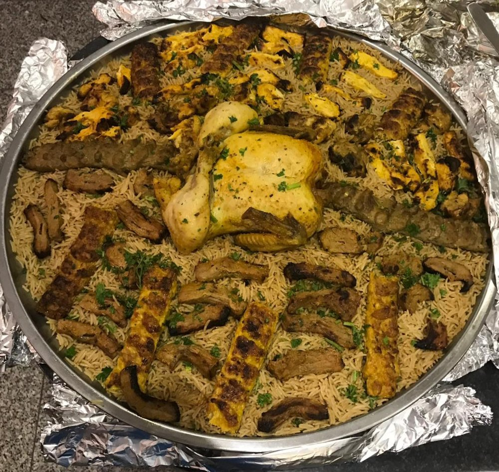 Kandahar Kabab