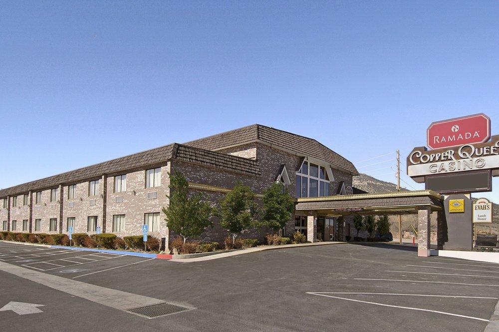 Ramada by Wyndham Ely: 805 Great Basin Blvd, Ely, NV