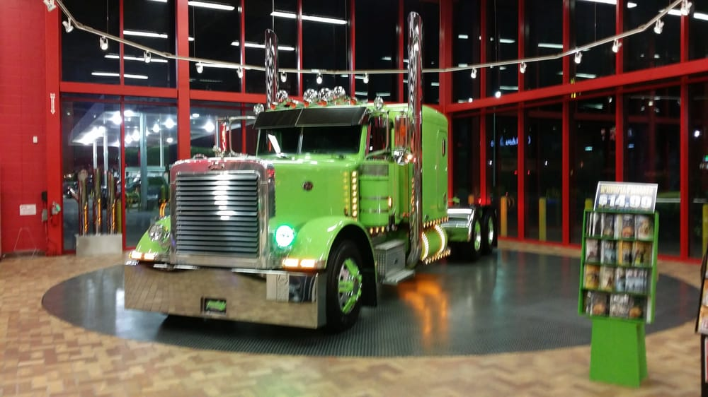 Petro Joplin Mo >> A truck called limelight that is inside the truckstop! - Yelp