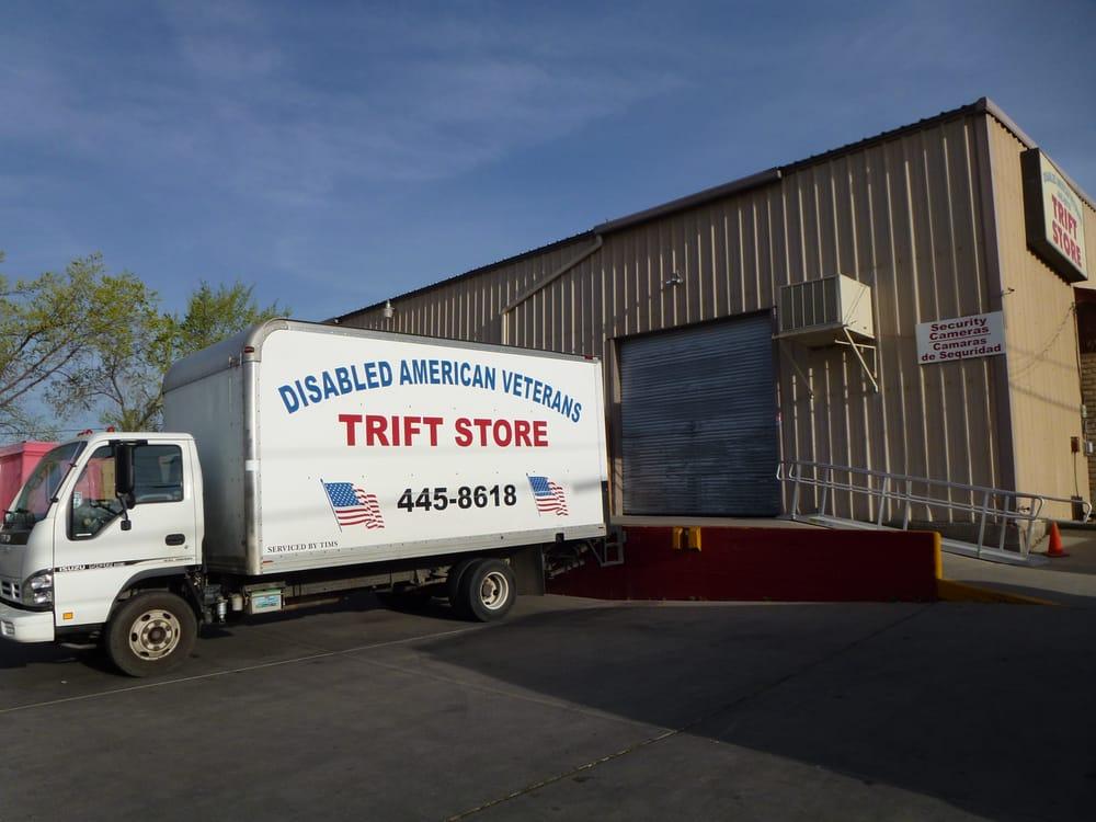Disabled American Vets Trift Store: 730 5th St, Prescott, AZ