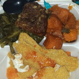 Steve S Soul Food On Grand River In Detroit