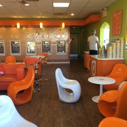 Attirant Orange Leaf Frozen Yogurt   22 Photos U0026 28 Reviews   Yelp