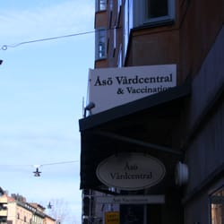 åsö Vårdcentral Vårdcentraler åsögatan 160 Söder Stockholm