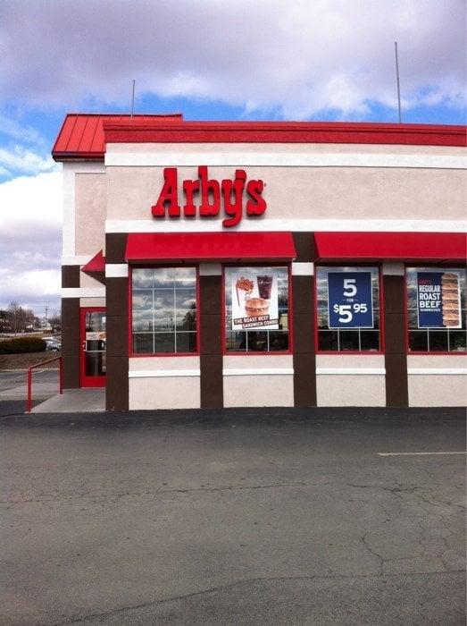 Arby's: 2650 Market St, Christiansburg, VA