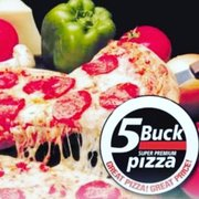 P O Of 5 Buck Pizza Orem Ut United States Best Pizza In