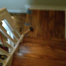 Photo Of Best Laminate Flooring Miami Fl United States Staircase Laminated Floors