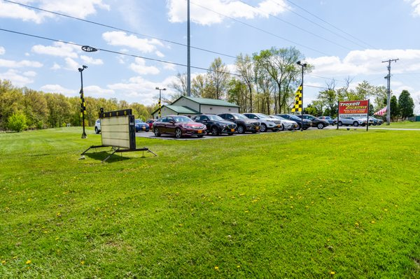 Troxell Auto Sales >> Troxell Auto Sales 11585 Cleveland Rd Creston Oh Truck