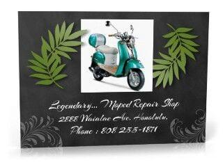 Legendary Mopeds