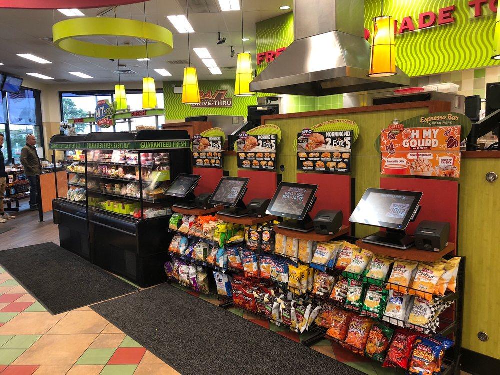 Sheetz: 1189 N Ctr Ave, Somerset, PA