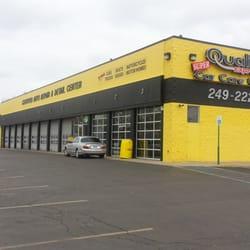 Car Care Center >> Quality Express Car Care Center Closed 609 28th St Sw