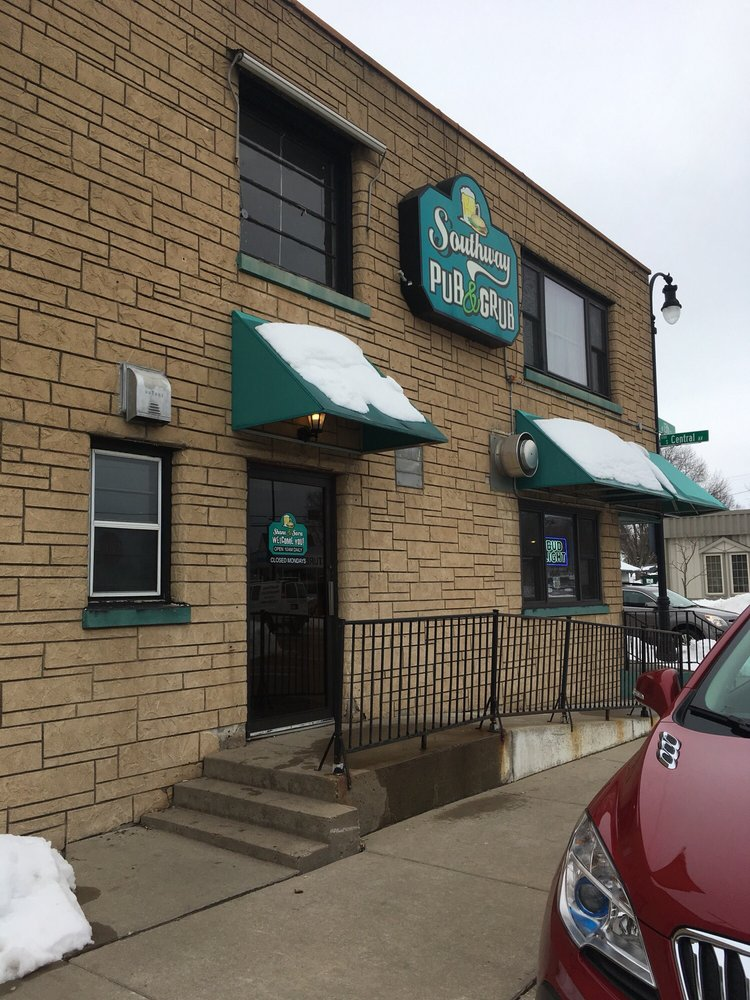 Southway Pub & Grub: 1212 S Central Ave, Marshfield, WI