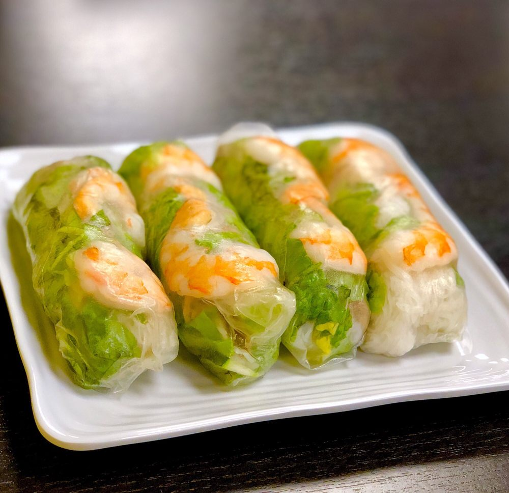 Food from Rolls And Grill