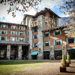 Photo Of The Ahwahnee Hotel Yosemite National Park Ca United States