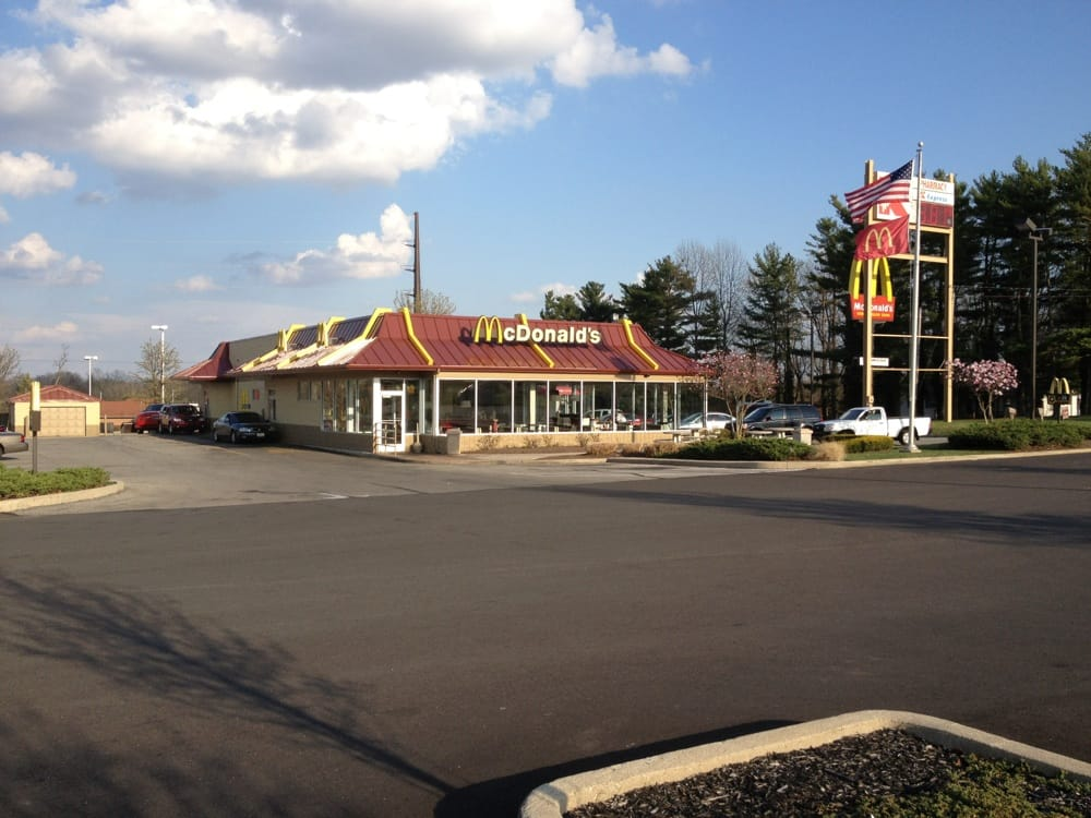 McDonald's: 3126 National Rd W, Richmond, IN