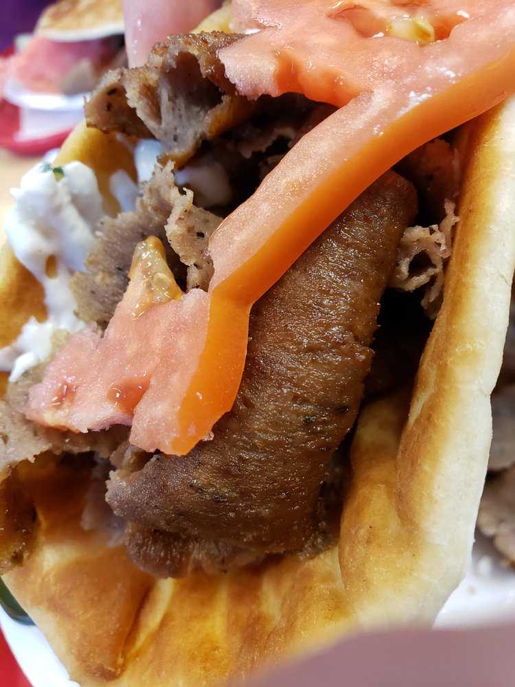 King Gyros: 1047 E State Rd 44, Shelbyville, IN