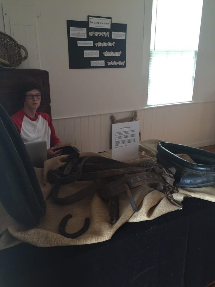 The Haymarket Museum: 15025 Washington St, Haymarket, VA