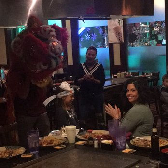a6c628e2e Photo of Shogun Japanese Steakhouse - Fairview Heights, IL, United States.  Happy birthday