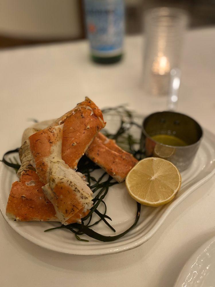 Council Oak Steaks & Seafood: 1000 Boardwalk, Atlantic City, NJ
