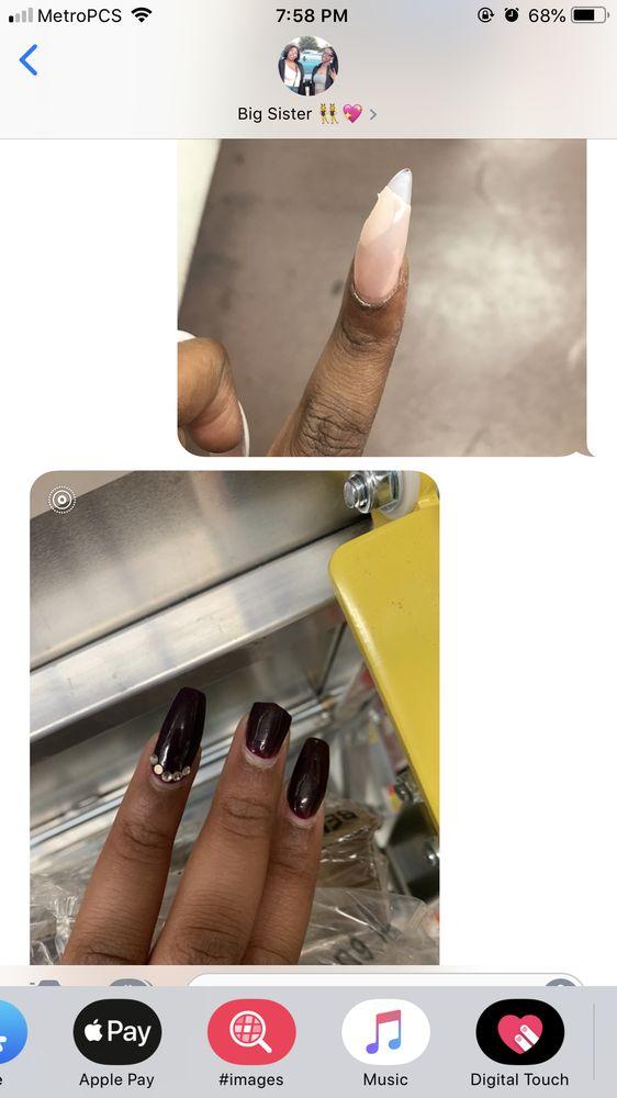 Divine Nails Salon & Spa: 1500 A W Grimes Blvd, Round Rock, TX