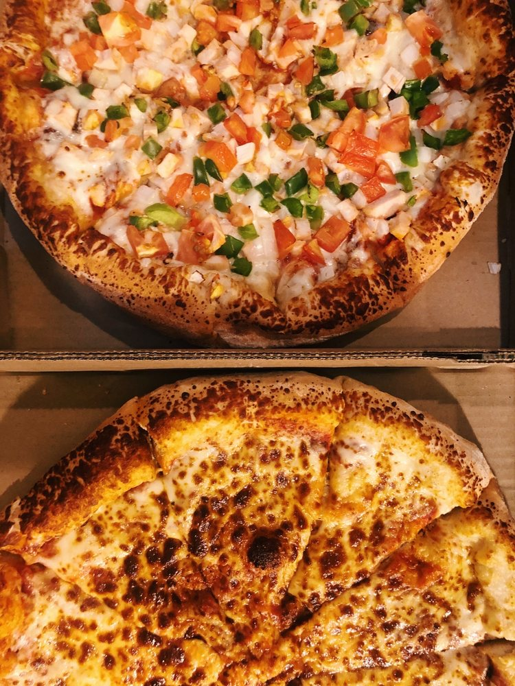 Mighty Fine Pizza Take Out: 222 E Mitchell St, Petoskey, MI