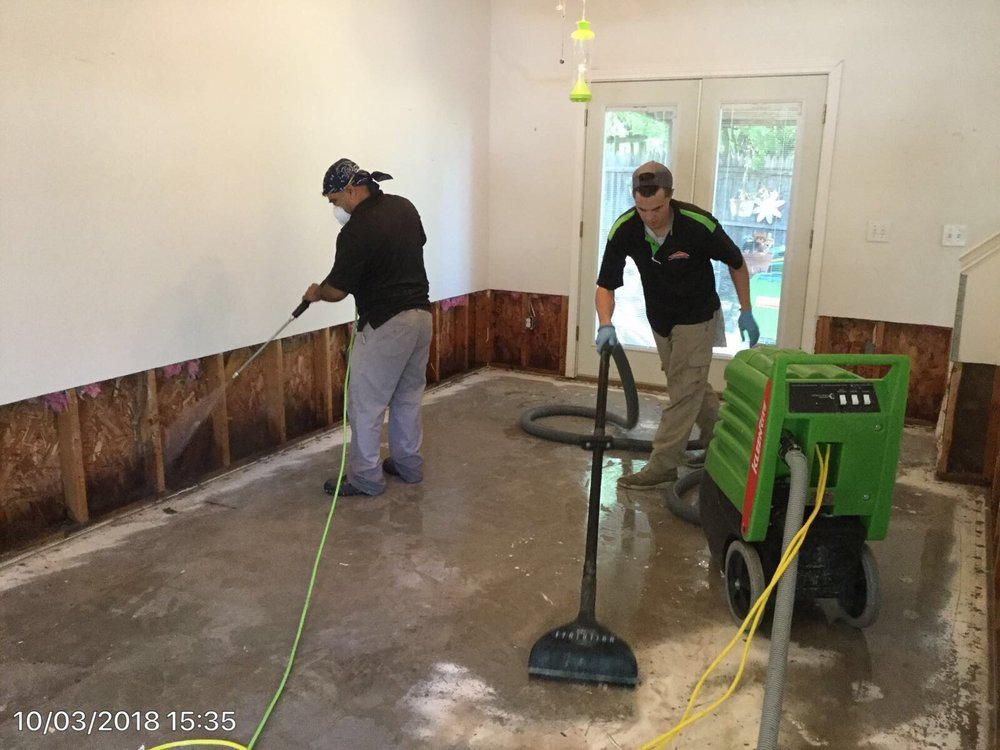 SERVPRO of South Frisco/The Colony: 207 King Road Suite 100, Frisco, TX