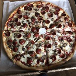 6 Buffalo Pizza Project