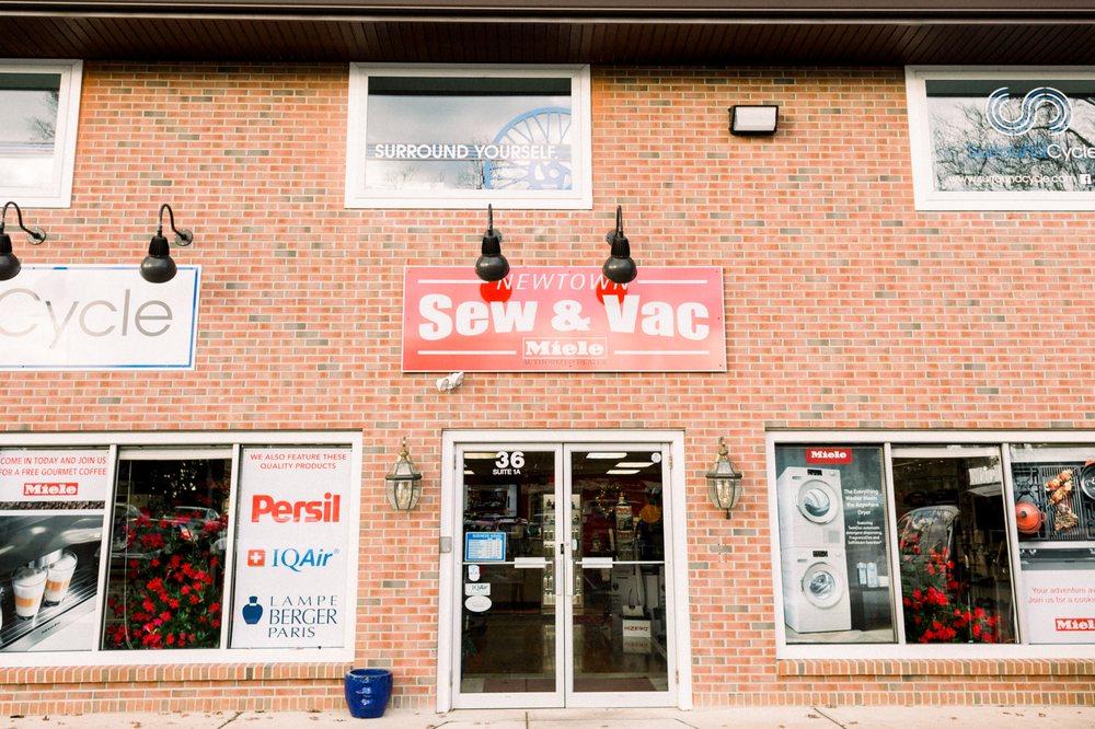 Newtown Sew & Vac