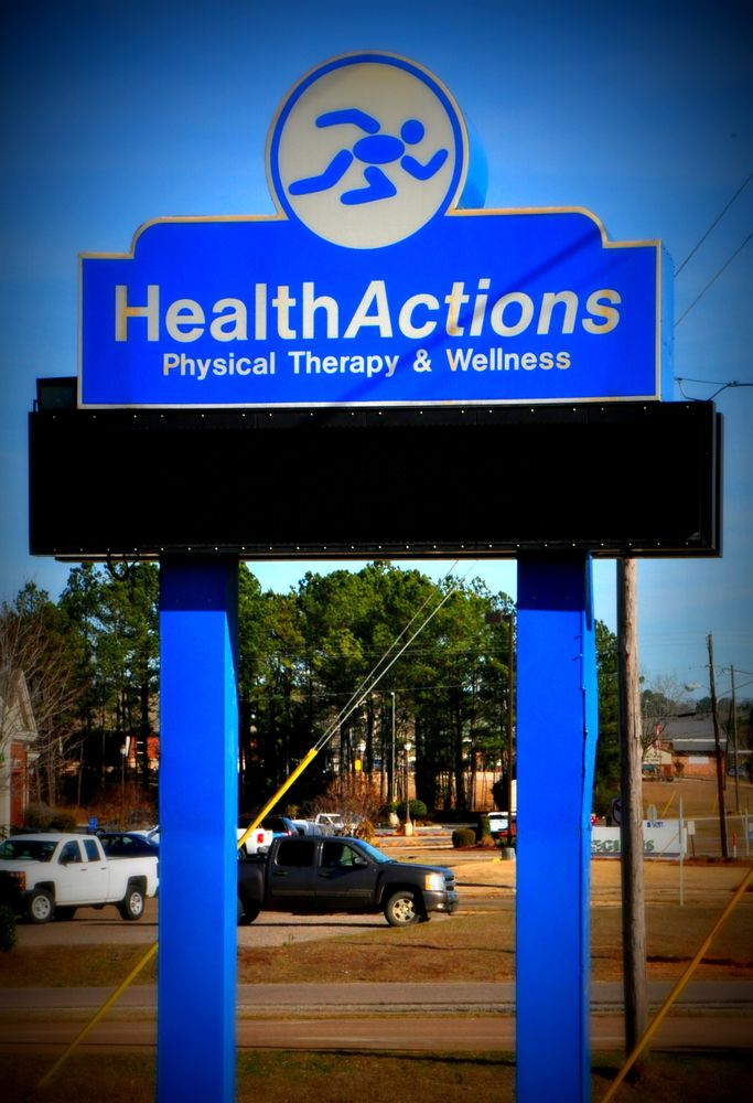 HealthActions Physical Therapy: 1711 College Ave, Jackson, AL
