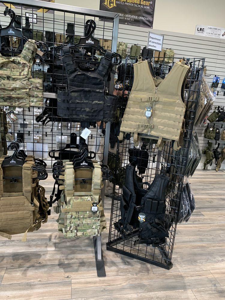 Scorpius Tactical: 6370 Mae Anne Ave, Reno, NV