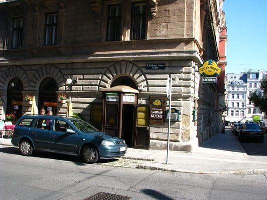 Telefonnummer Hotel Boltzmann Wien