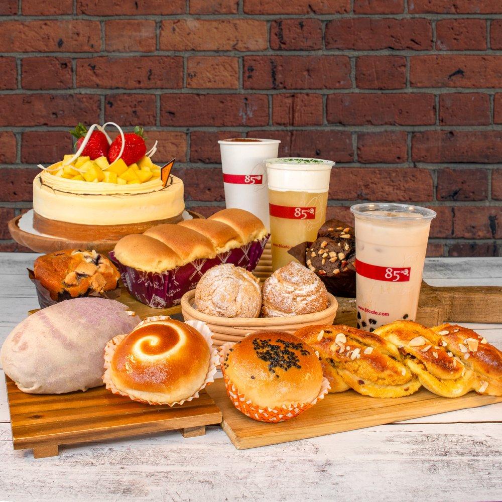 85°C Bakery Cafe: 5831 Firestone Blvd, South Gate, CA