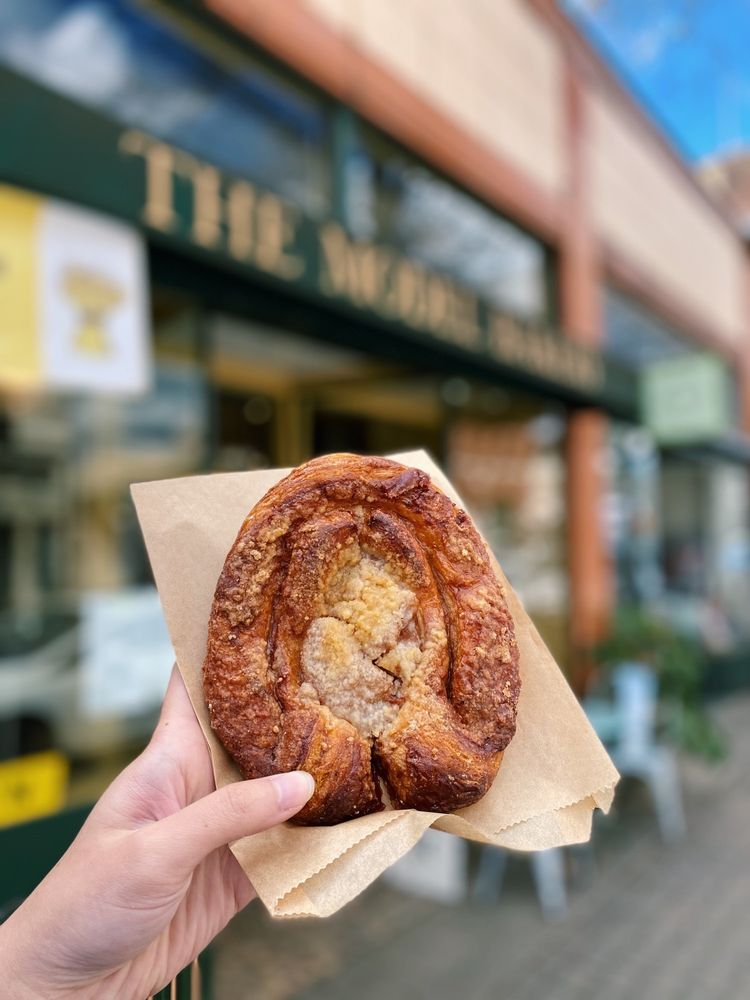 The Model Bakery: 1357 Main St, Saint Helena, CA