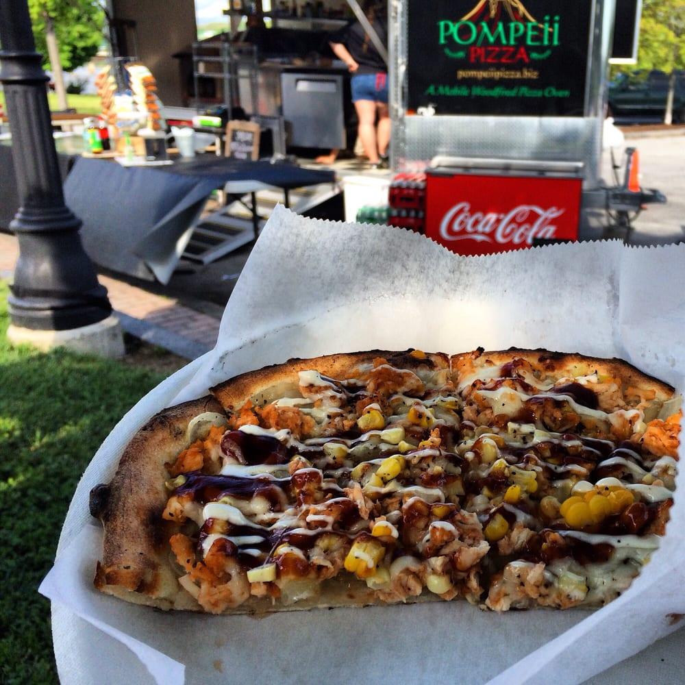 Pompeii Pizza: Front St, Bangor, ME