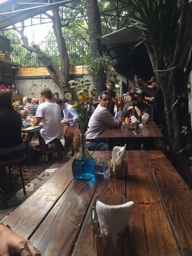 el traspatio 11 photos 15 reviews burgers roma