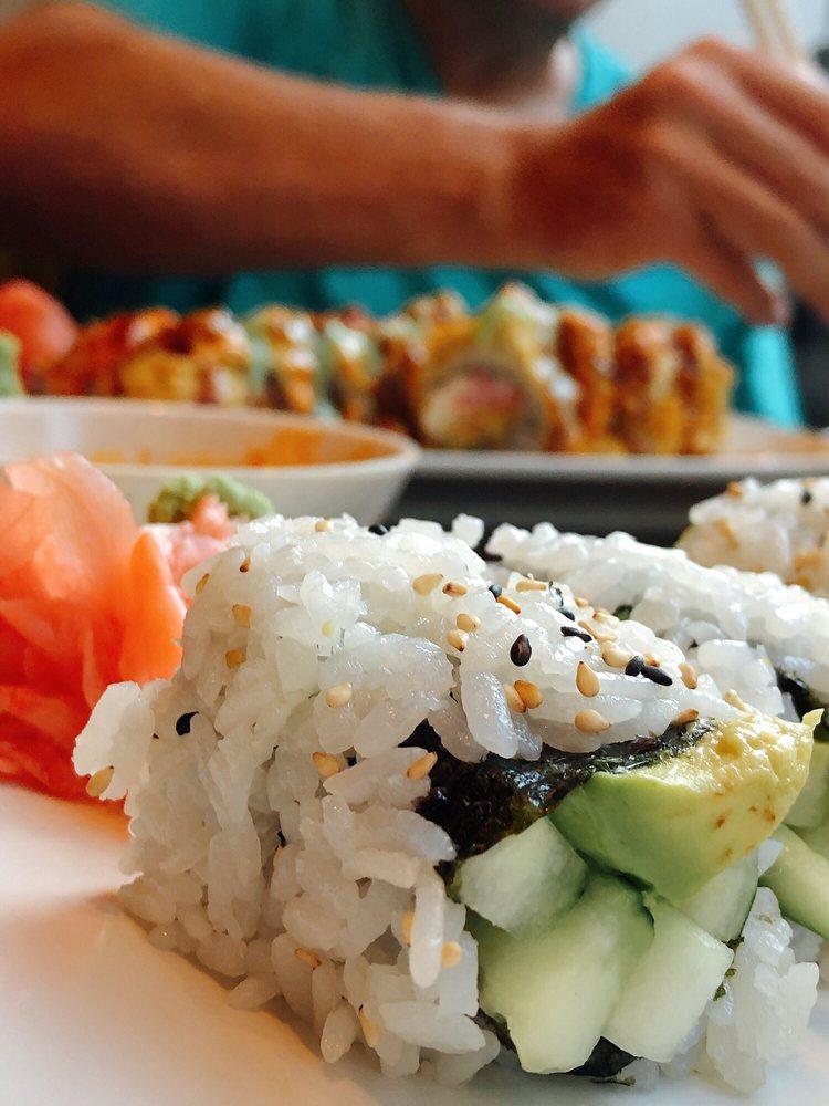 Mr. Sushi: 580 Walnut St, Cincinnati, OH