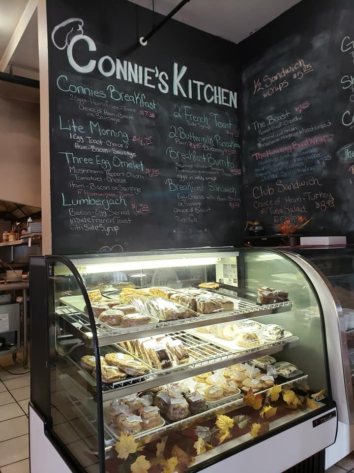 Connie's Kitchen: 4 S Main St, Hardwick, VT
