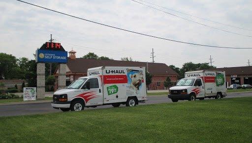 U-Haul Neighborhood Dealer: 2420 E 14 Mile Rd, Warren, MI