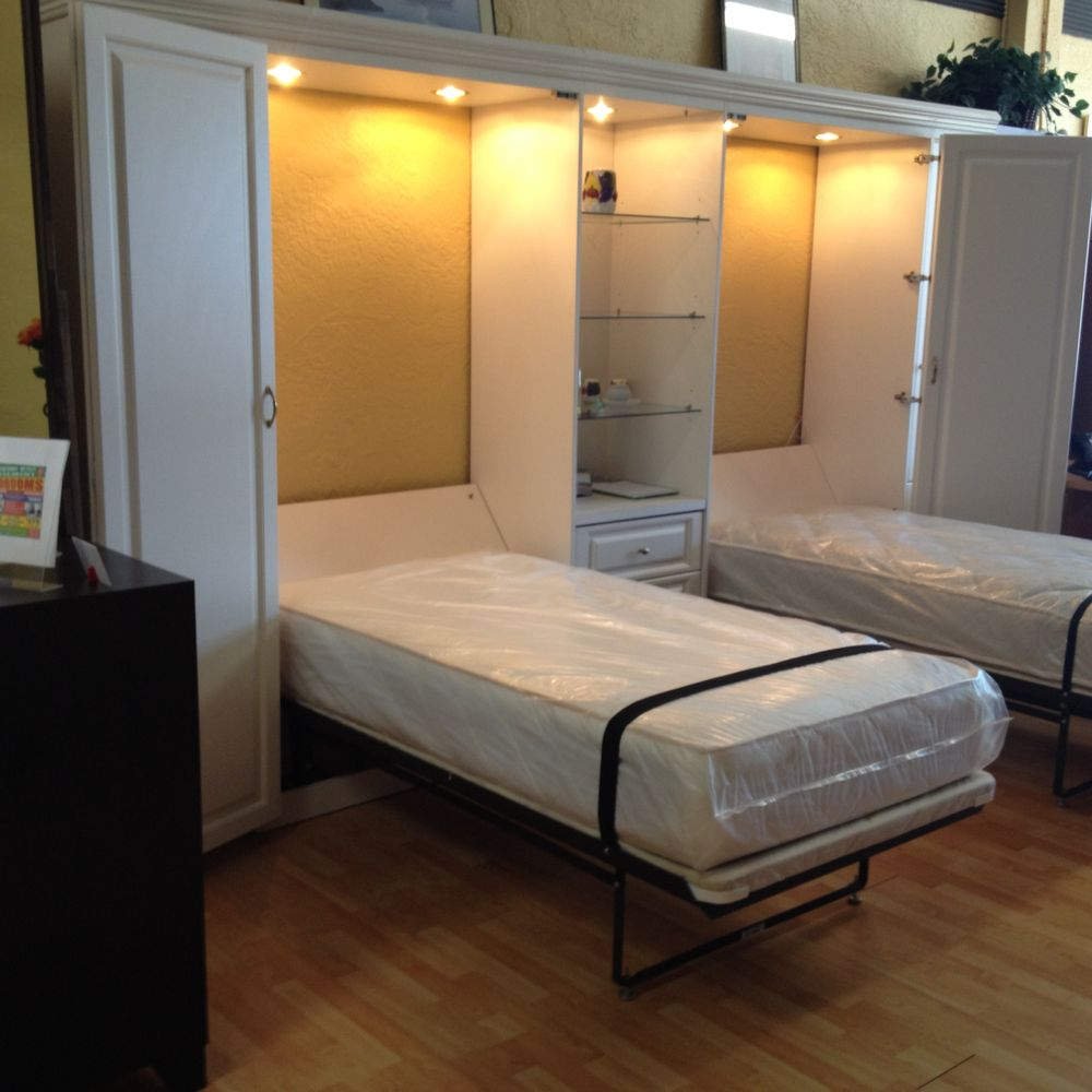 murphy bed sleep shop furniture stores 2339 hollywood 10245 | o