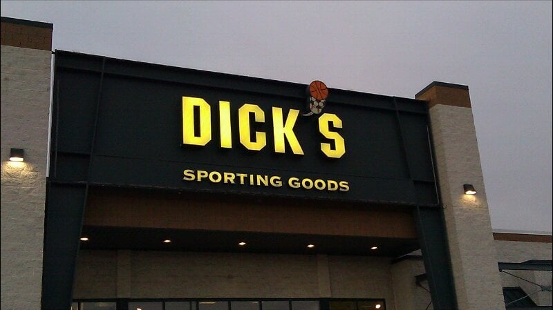 sporting goods natick