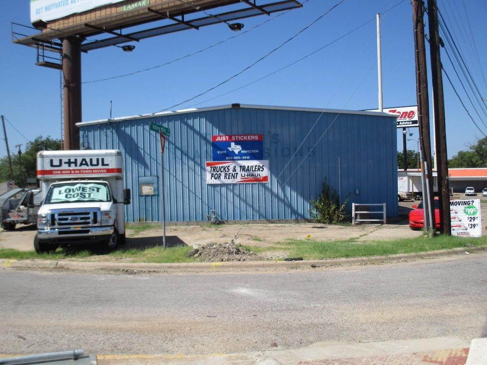 U-Haul Neighborhood Dealer: 7655 Bagby, Woodway, TX