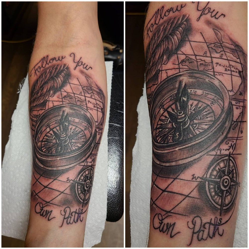 Queen City Ink By N&j's Tattoos: 457 N Centre St, Cumberland, MD