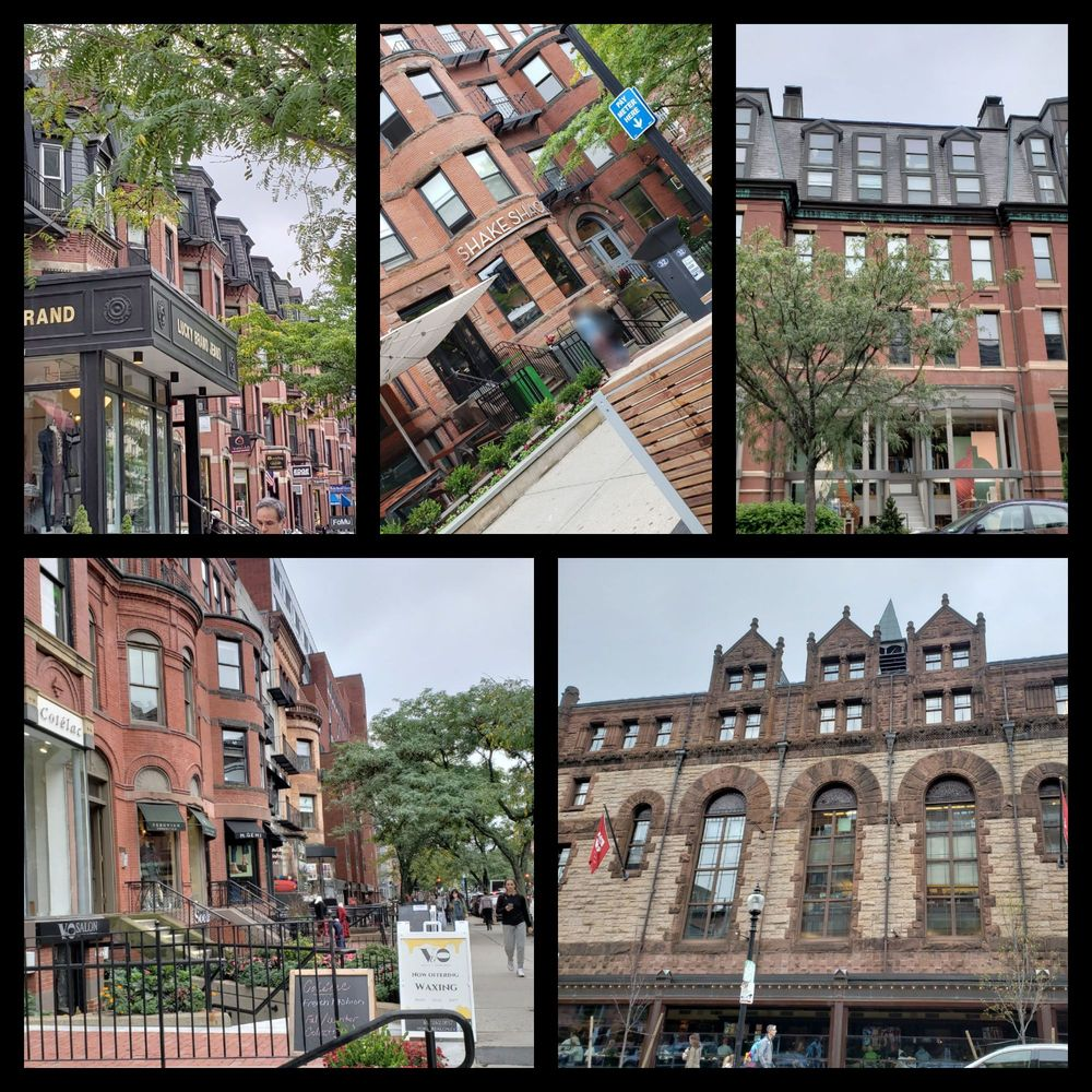 Newbury Street: 10 Newbury St, Boston, MA