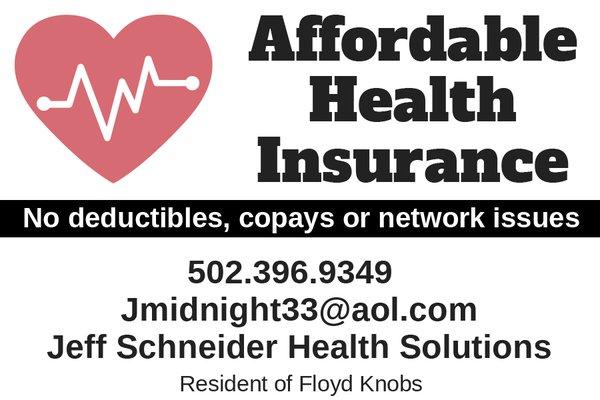 Jeff Schneider Affordable Health Insurance - Health