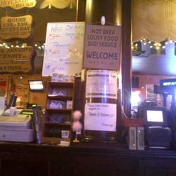 Photo Of Tony S Place Dallas Or United States Behind The Bar At