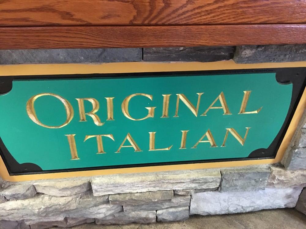 Original Italian Pizza: 150 Hogan Blvd, Mill Hall, PA