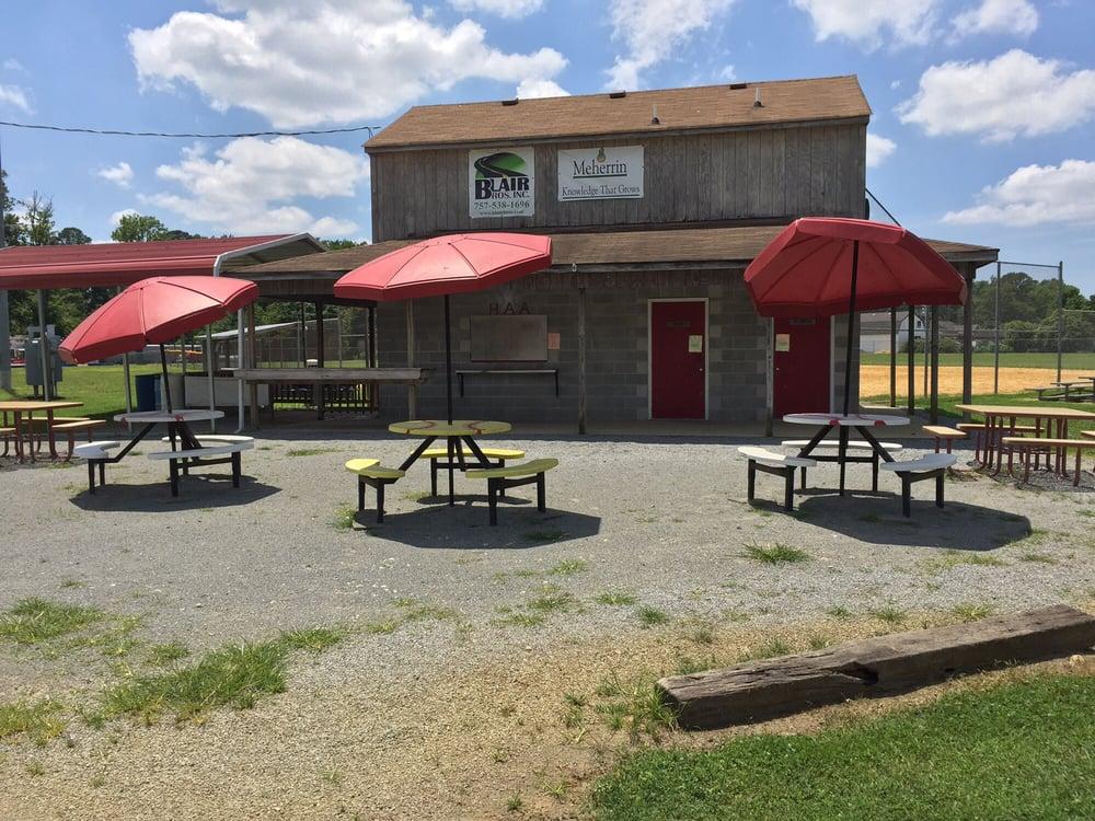 Holland Park and Athletic Fields: 6720 Ruritan Blvd, Suffolk, VA