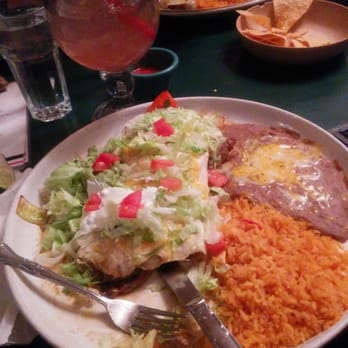 Photo Of Mazatlan Mexican Restaurant Madras Or United States Fajita Burrito